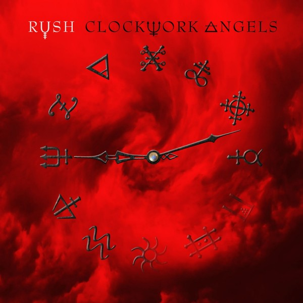 Clockwork Angels CD Album