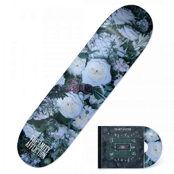 This Could Be Heartbreak CD + Skatedeck