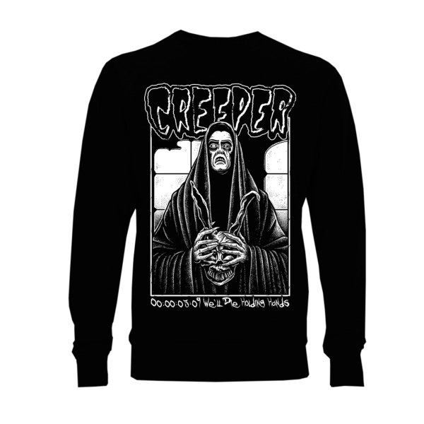 Creeper End Of The World Crewneck