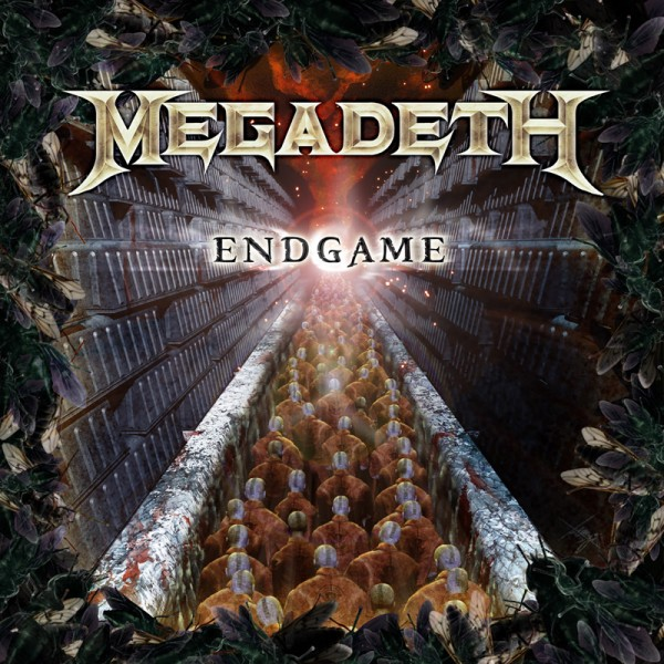 ENDGAME CD Album