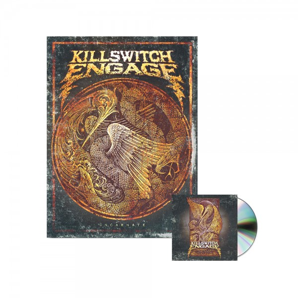 Killswitch Engage Incarnate + Poster
