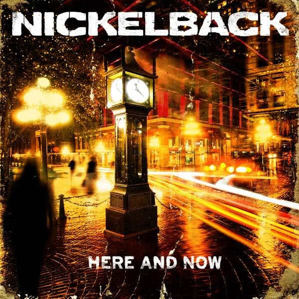 Here And Now CD Album