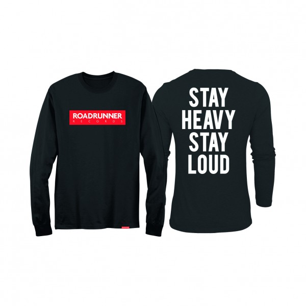 Official Roadrunner Records UK merchandise - Only available from the RR online store