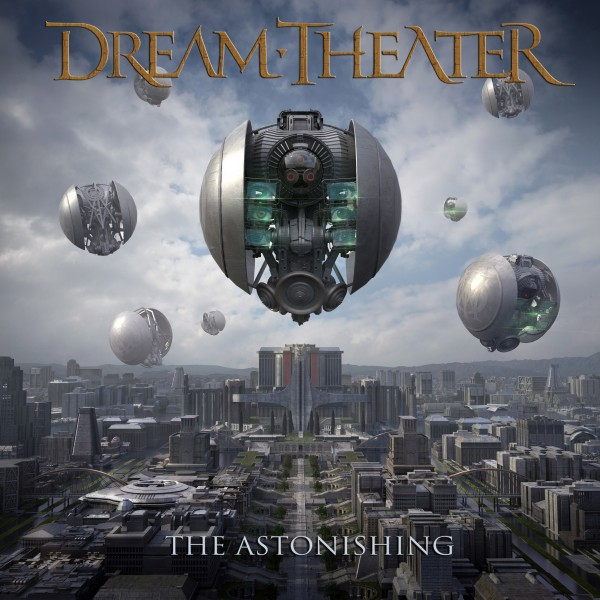 Dream Theater The Astonishing Digital Album