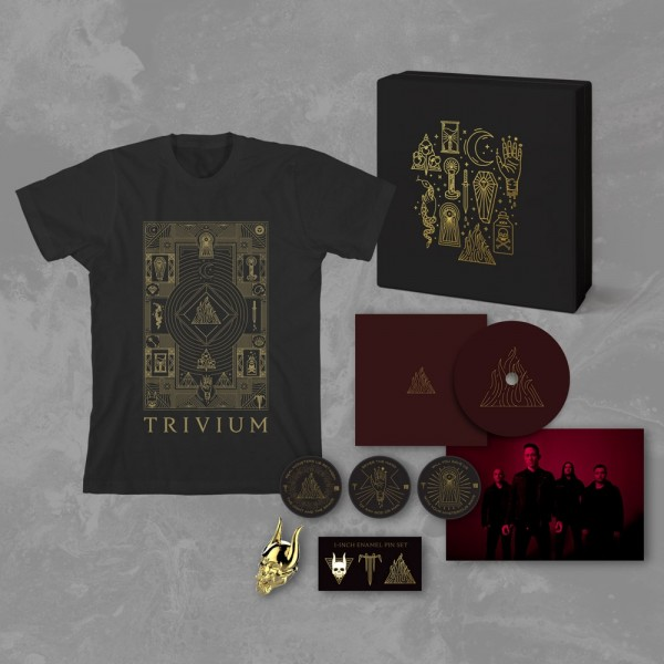The Sin And The Sentence - Special Edition Boxset + T-Shirt