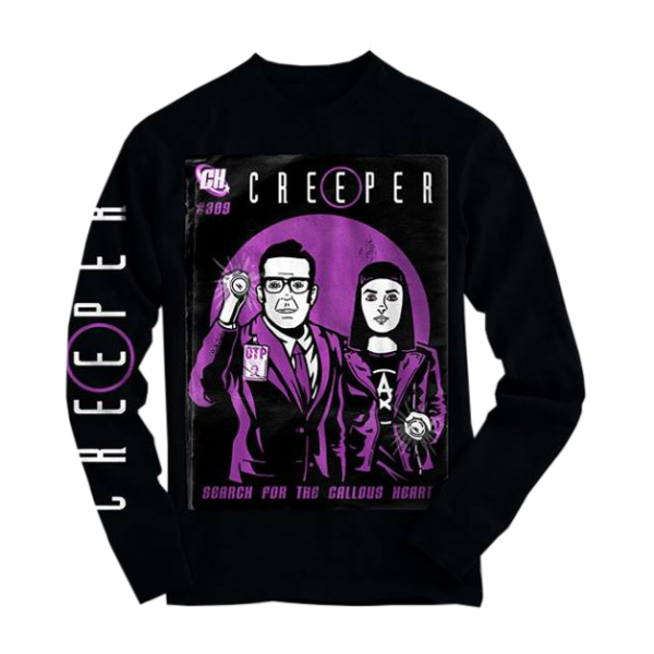 Creeper The Truth Is Out There Long Sleeve