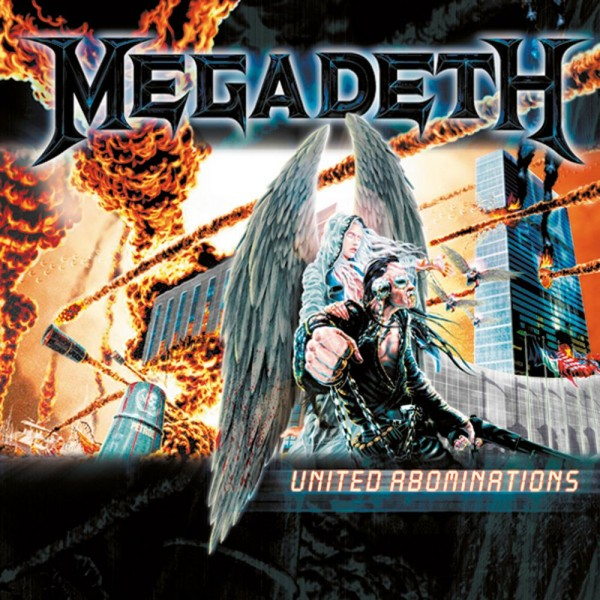 United Abominations CD Album