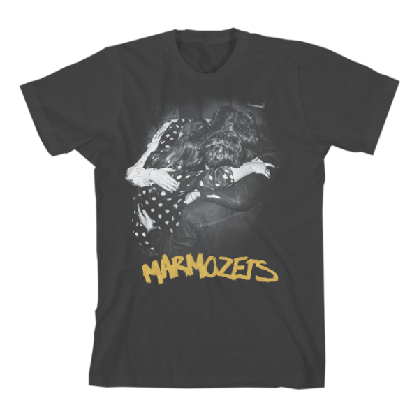 Marmozets Charcoal Weird And Wonderful T-Shirt