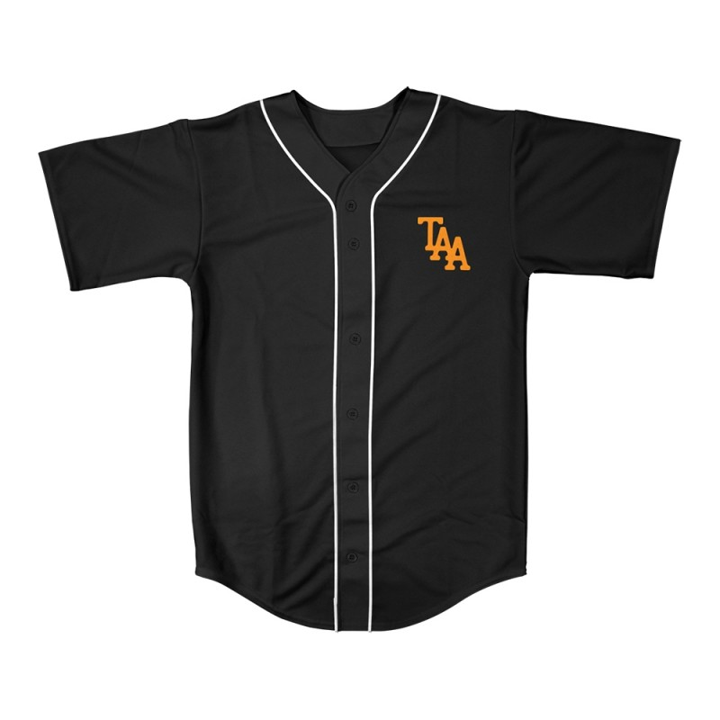 The Amity Affliction TAA Baseball Jersey