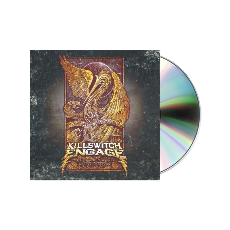 Killswitch Engage Incarnate Deluxe CD