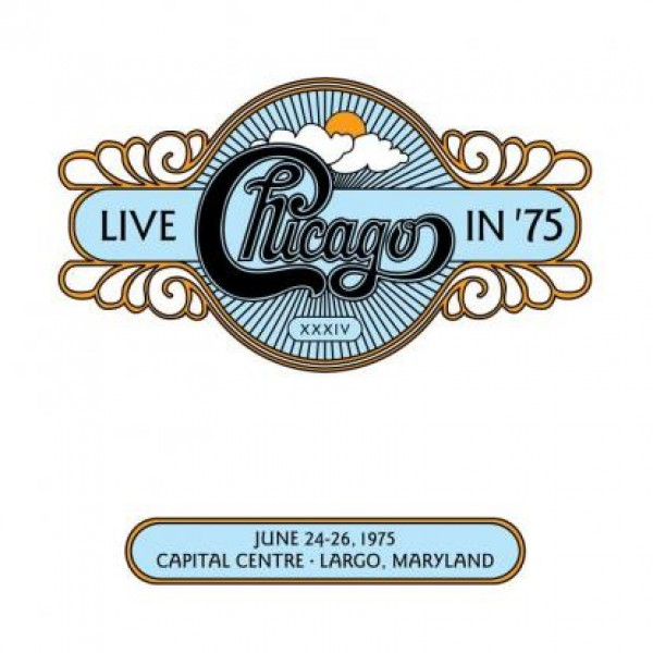 Chicago XXXIV: Live in '75 (2CD)