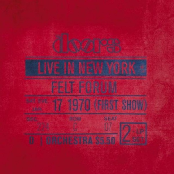 Live In New York 2LP