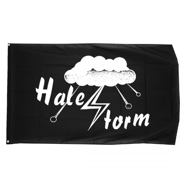 Halestorm 20th Anniversary Flag