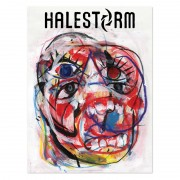 Halestorm Reanimate EP Cover Poster