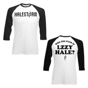 Halestorm Who The F*** is Lzzy Hale?! T-Shirt