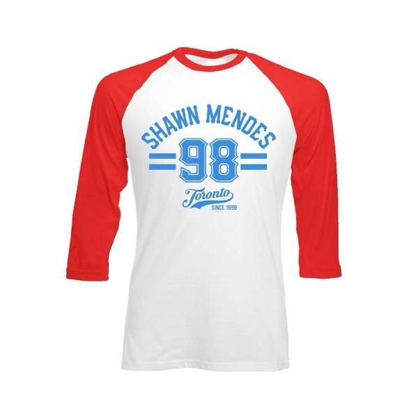 Toronto 98 Slim Fit Raglan T-Shirt