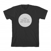 I Will Follow You Into The Dark T-Shirt - Death Cab For Cutie Merchandise