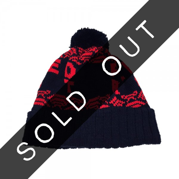 Navy Wonky Wollies - Sold Out