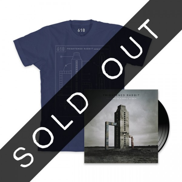 Signed Vinyl + T-Shirt Bundle