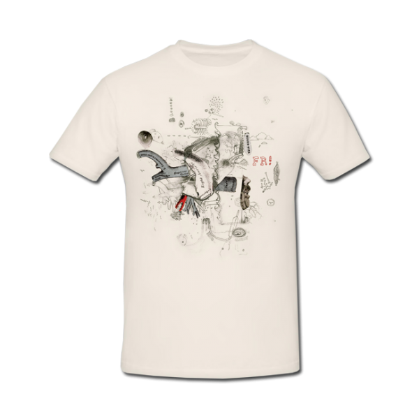 Frightened Rabbit Midnight Organ Fight T-Shirt