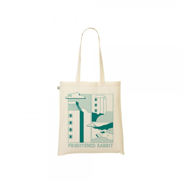 Building Natural Tote Bag