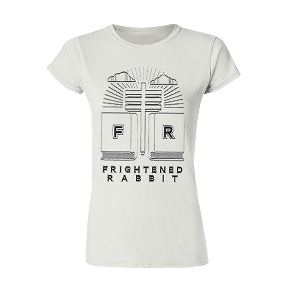 Ladies book T-shirt