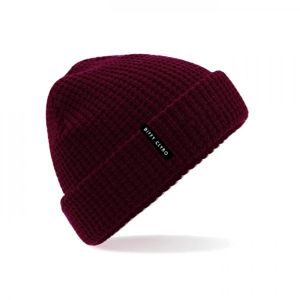 Biffy Clyro Knitted Beanie Hat 2016