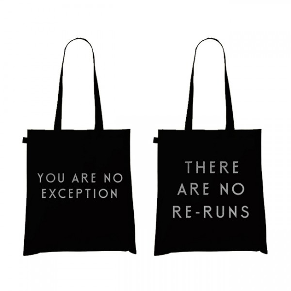 Exception Tote Bag