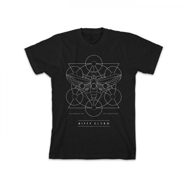 Bellahouston Moth Event T-Shirt