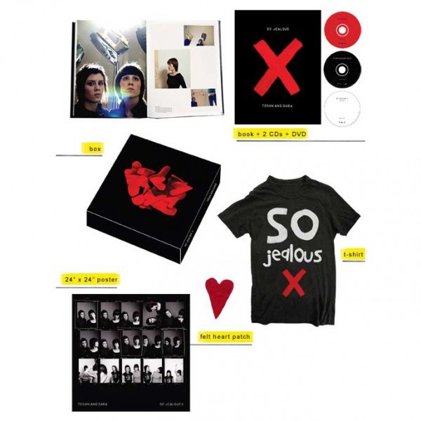 SO JEALOUS X DELUXE BOX