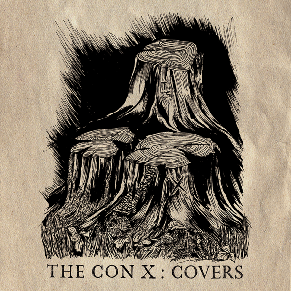 The Con X CD - Front