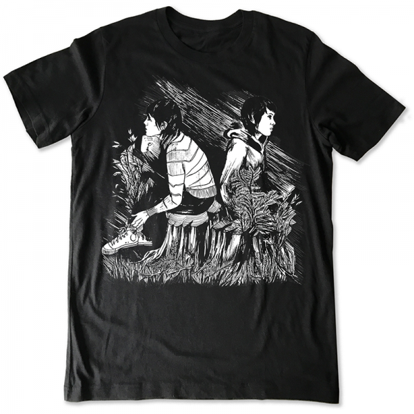 Stumps T-Shirt - Tegan & Sara Store