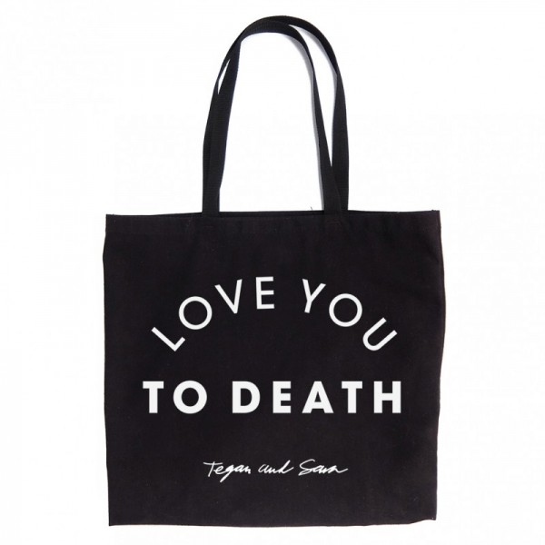 LY2D Tote Bag