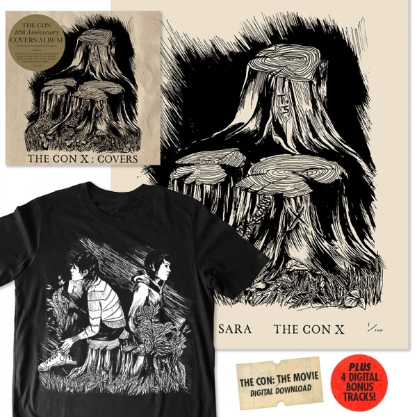 The Con X Deluxe Vinyl Bundle