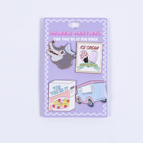 Tag You're It Pin Pack