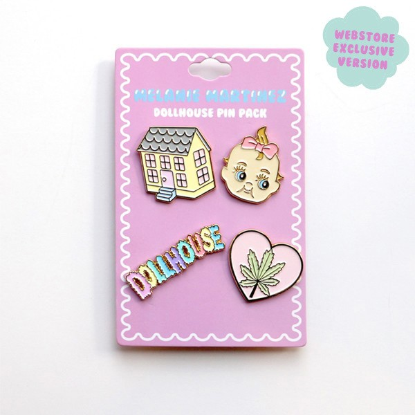 Dollhouse Pin Pack