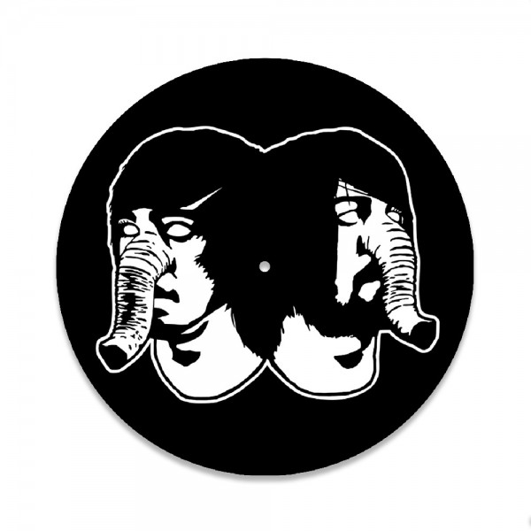 Death From Above 1979 Logo Slip Mat