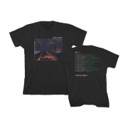 Relaxer European Tour T-Shirt