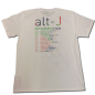This Is All Yours 2015 Tour Europe Slim Fit T-Shirt