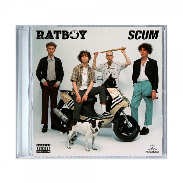 SCUM Deluxe CD Album