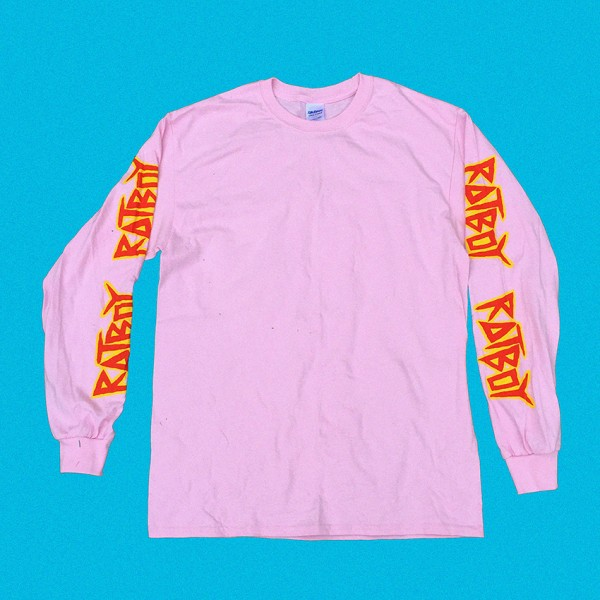 Rat Boy Long Sleeve T-Shirt