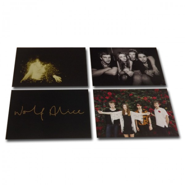 Wolf Alice Postcard Set