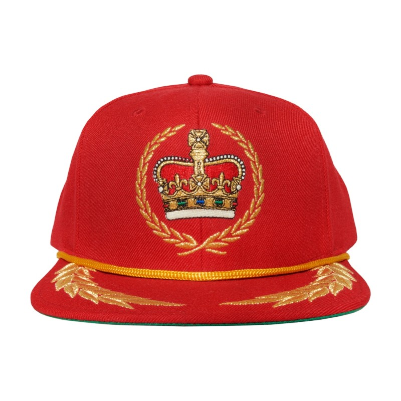 Mitchell & Ness Hat (Red)