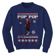 Bruno Mars Pop Pop It's Christmas Sweater (Limited Edition)