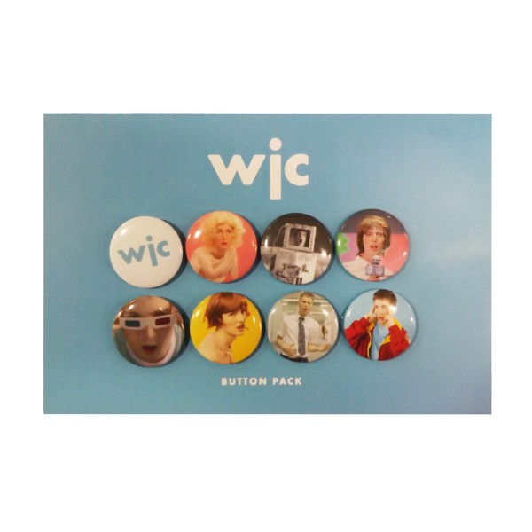WJC 8 Badge Set