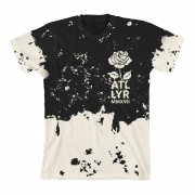 Rose Bleach T-Shirt