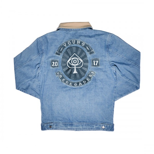 All Time Low Spade Collectable Denim Jacket