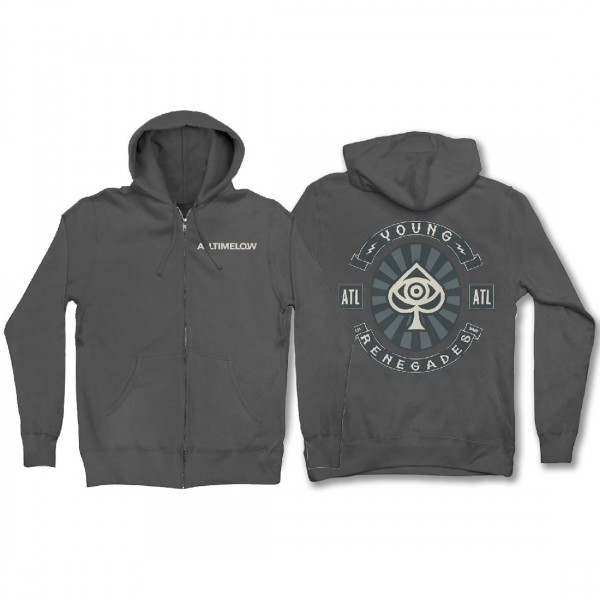 All Time Low Last Young Renegade Hoodie
