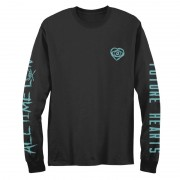 All Time Low Future Spray Longsleeve T-Shirt