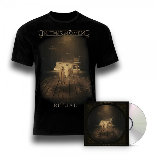 In This Moment Ritual CD + T-Shirt Bundle